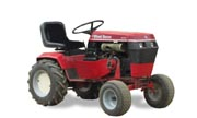 Wheel Horse 417 lawn tractor photo