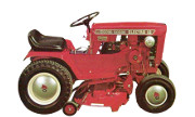 Wheel Horse Electro 12 lawn tractor photo