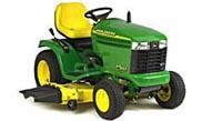 John Deere GT235 lawn tractor photo