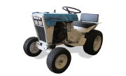 White Town & Country 110 lawn tractor photo