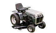 White Yard Boss GT-1650 lawn tractor photo