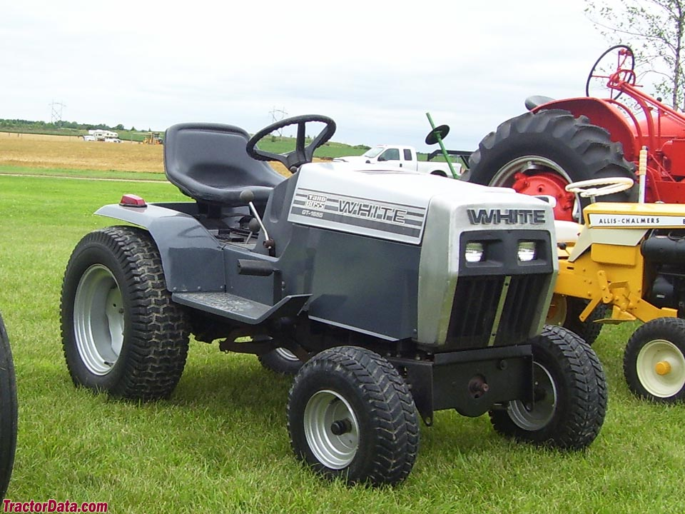 White Tractor Rims : White outdoor lawn mowers for sale used tractors