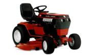 Toro 520 lawn tractor photo