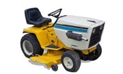 Cub Cadet 1512 lawn tractor photo