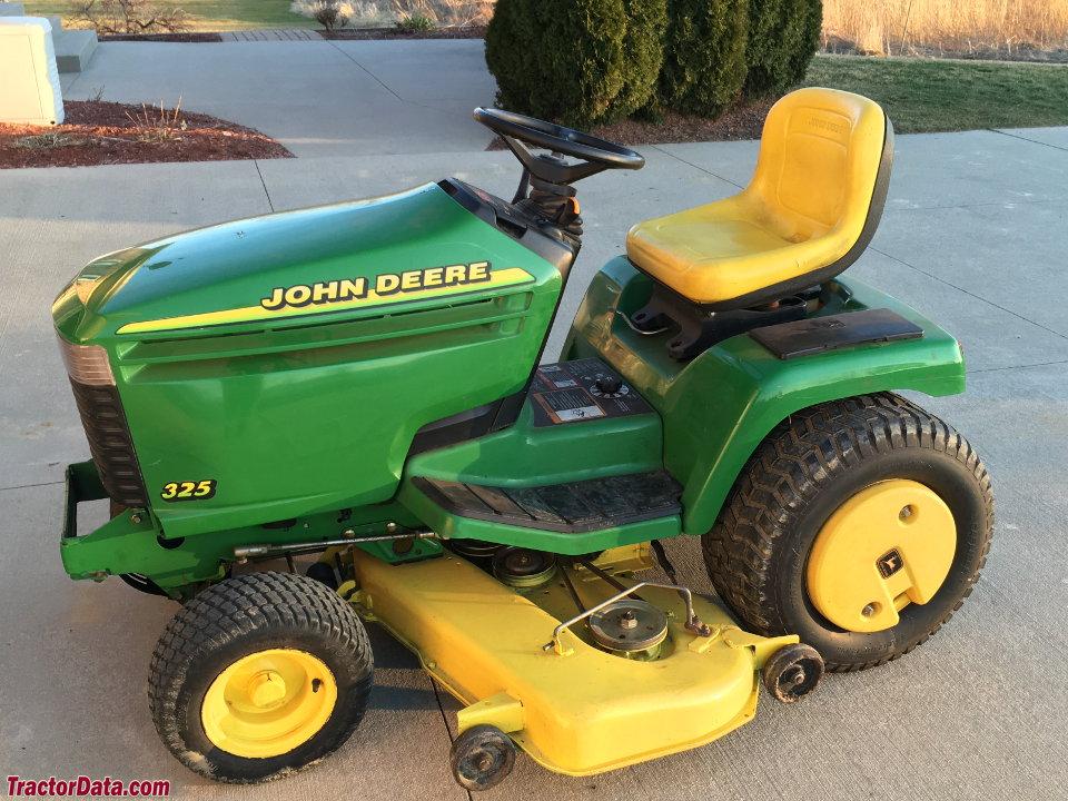 TractorData com John Deere 325 tractor photos information