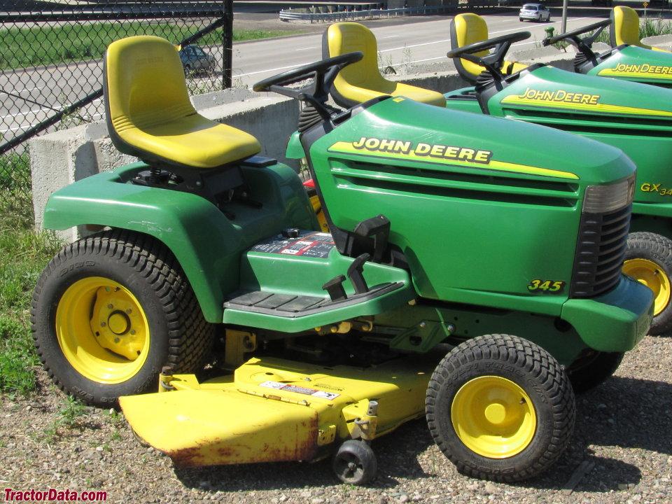 John Deere 345 >> Tractordata Com John Deere 345 Tractor Photos Information