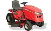 Snapper LT100 LT2452 lawn tractor photo
