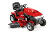 Snapper LT160H38 lawn tractor photo