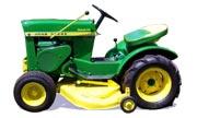John+deere+110+garden+tractor+for+sale