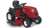 Toro GT2100 lawn tractor photo
