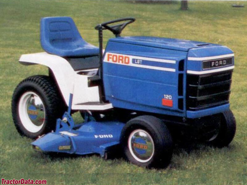 ford lgt 120 tractor photos information