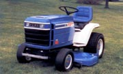 Ford LGT-125 lawn tractor photo