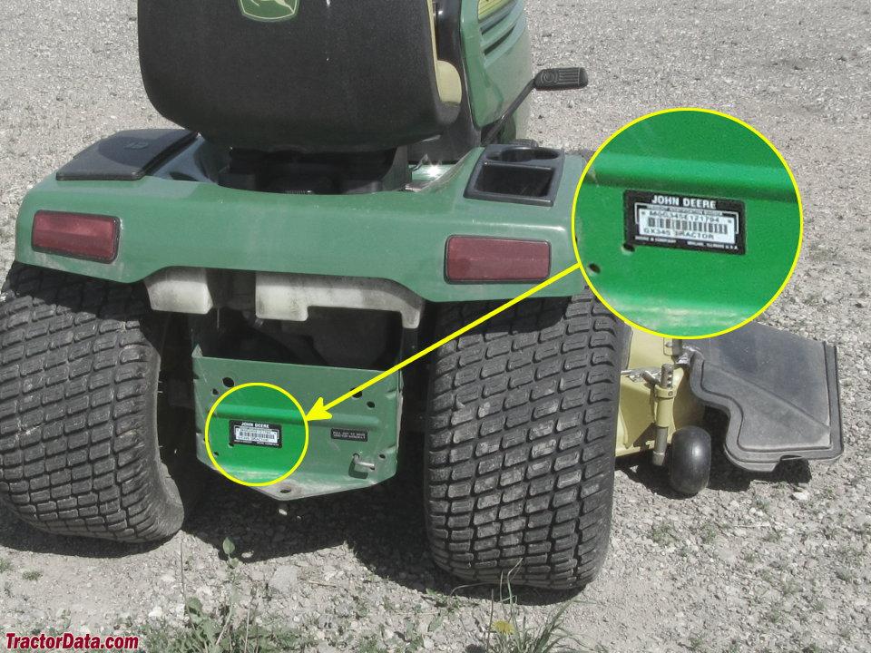 TractorData.com John Deere GX345 tractor information on john deere 655 parts diagram, john deere 5103 wiring-diagram, john deere f725 wiring-diagram, bx2230 kubota wiring-diagram, john deere 757 wiring-diagram, john deere gx345 wiring-diagram, john deere 4100 wiring-diagram, john deere starter solenoid wiring diagram, john deere m wiring-diagram, john deere gx345 parts diagram, john deere 310d backhoe wiring diagram, john deere 455 wiring-diagram, john deere gator hpx wiring-diagram, john deere brake diagram 2355, john deere lx277 wiring-diagram, john deere 4020 wiring diagram for tractor, john deere riding mower wiring diagram, john deere lx255 wiring-diagram, john deere f935 wiring-diagram, john deere 4020 starter wiring diagram,