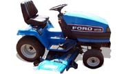 Ford GT-75 lawn tractor photo