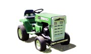 Oliver 145 lawn tractor photo