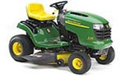 John Deere L108 lawn tractor photo