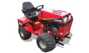 Steiner 430 lawn tractor photo