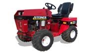 Steiner 420 lawn tractor photo