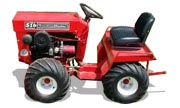 Steiner S-16 Traction Master lawn tractor photo