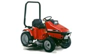 Honda H5013 lawn tractor photo