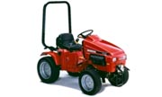 Honda H5518 lawn tractor photo