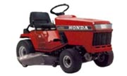 Honda HT3810 lawn tractor photo