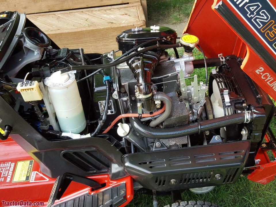 Honda HT4213 engine