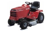 Honda HA4120 lawn tractor photo