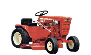 Wheel Horse Raider 9 lawn tractor photo