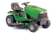 Sabre 1742HS lawn tractor photo