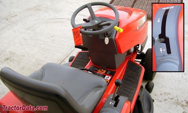 Tractordata Com Scotts S1642 Tractor Transmission Information
