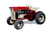 Colt Super lawn tractor photo