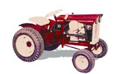 Colt Super H lawn tractor photo