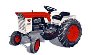 Colt 2712 lawn tractor photo