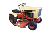 J.I. Case 108 lawn tractor photo