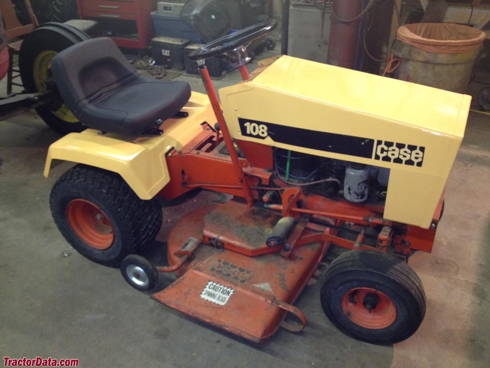Case Lawn Mowers : Tractordata j i case tractor photos information