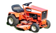 J.I. Case 110 XC lawn tractor photo