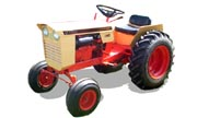 J.I. Case 195 lawn tractor photo