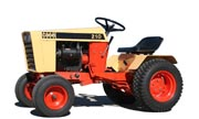 J.I. Case 210 lawn tractor photo