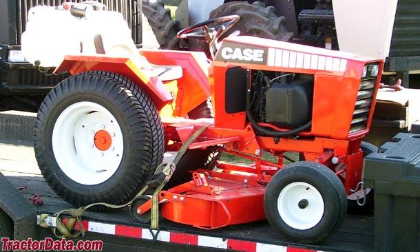 J I Case 446 Tractor Photos Information