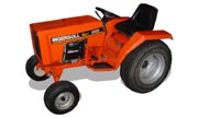 Ingersoll 4120 lawn tractor photo