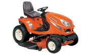 Kubota GR2110 lawn tractor photo
