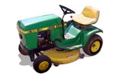 John Deere 108 lawn tractor photo
