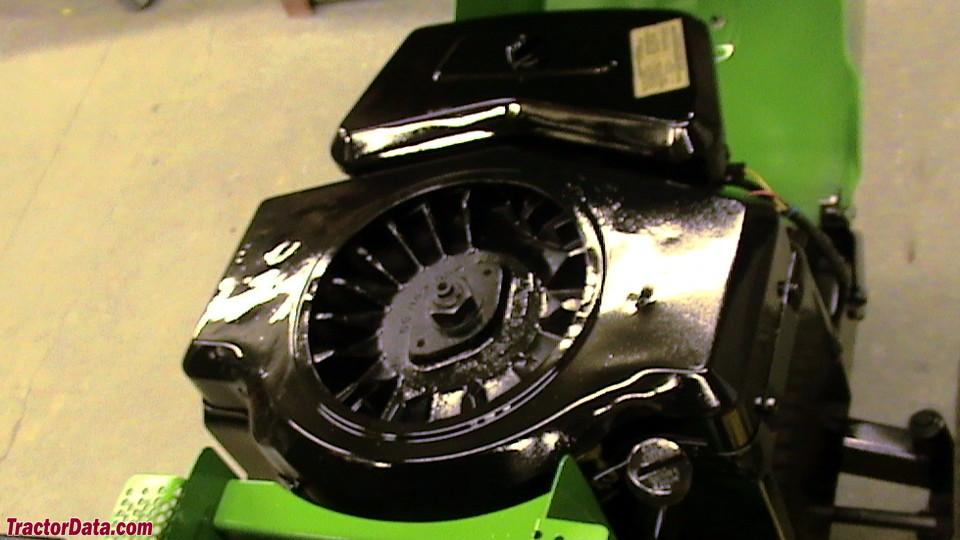 John Deere 116 engine image