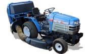 Iseki TMG18 lawn tractor photo