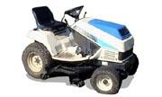 Iseki SG13 lawn tractor photo