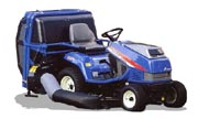Iseki SG15 lawn tractor photo