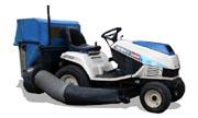 Iseki SG17 lawn tractor photo