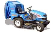 Iseki SGR19 lawn tractor photo