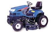 Iseki SXG19 lawn tractor photo